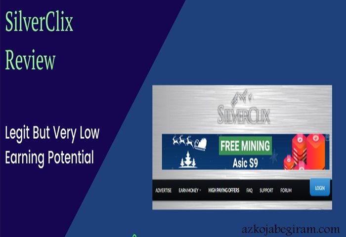 سایت کلیکی silverclix