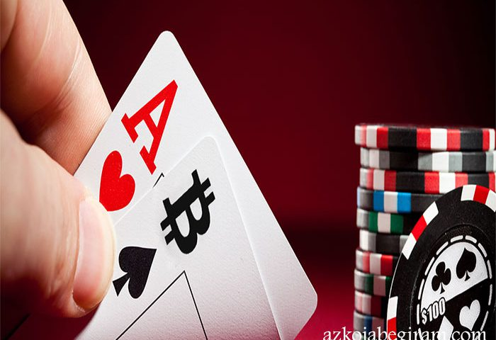 سایت Blockchain poker