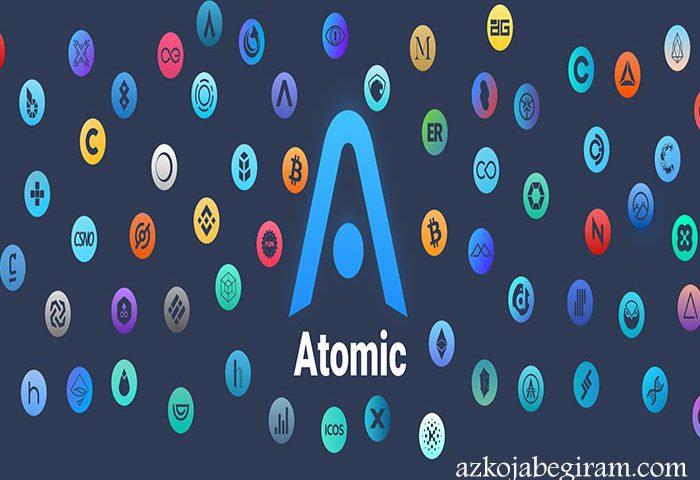کیف پول  atomic wallet